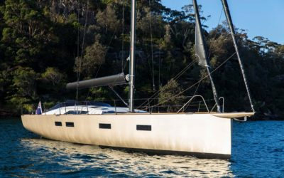 Shearwater – High-performance cruiser