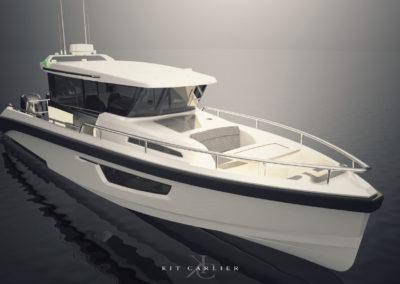 Magmarin Samba – the SUV of the sea